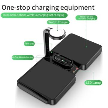 New Version 4in1 Wireless Charger for Iphone