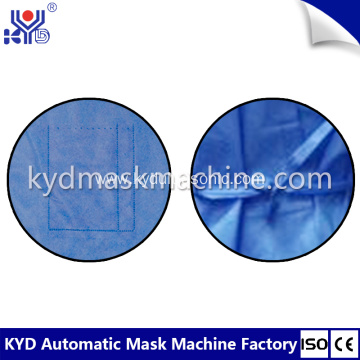 Non Woven Medical Gowns Making Machine