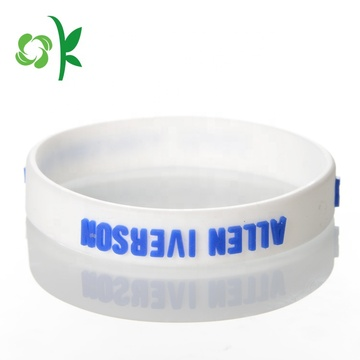 Promotional Gift Customized Silicone Bracelet Wholesale