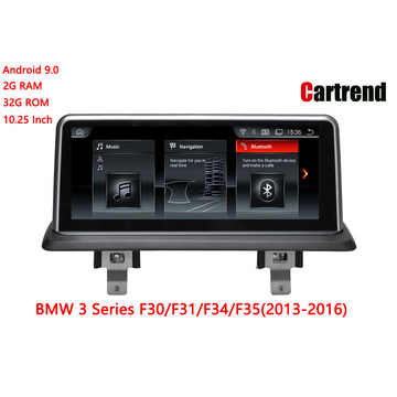 3 Series F30 / F31 / F34 / F35 Headunit Android
