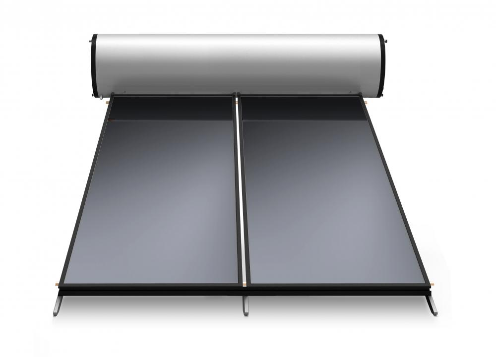 Solar Water Heater Flat Plate Panel