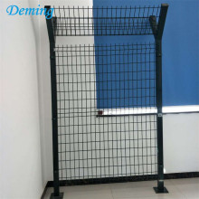 China OEM for Airport Fence Galvanized Weld Wire Mesh Fencing with POST export to Comoros Manufacturers