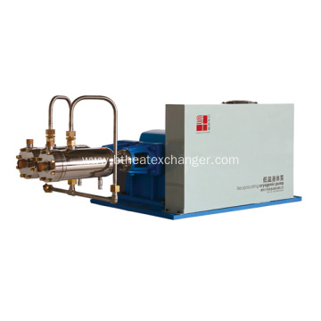 L-CNG High Pressure Pumps