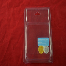 Clamshell Blister With Customize Sticker For Logo