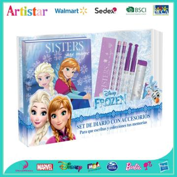 Disney Frozen eight-pack diary set 2