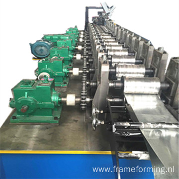 Iron Door Slat Making Machine