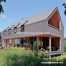ECO Friendly Heat-proof Corrosion-Resistant MgO Roof Tiles