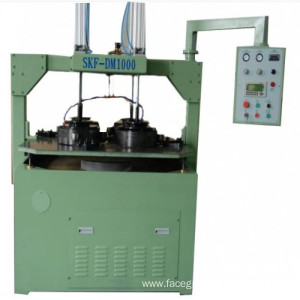 'E' 'U' cores surface lapping and polishing machine