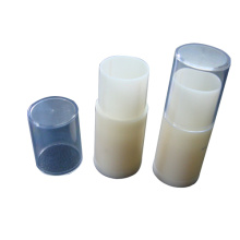 Empty Plastic Stick Round Small Stick Foundation Tube