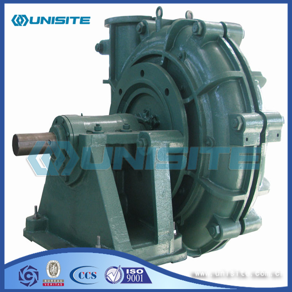 Customized Steel Slurry Pump
