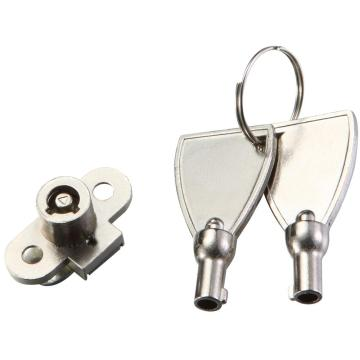 Industrial ZDC Housing Sandblasting Chrome-coating Latches