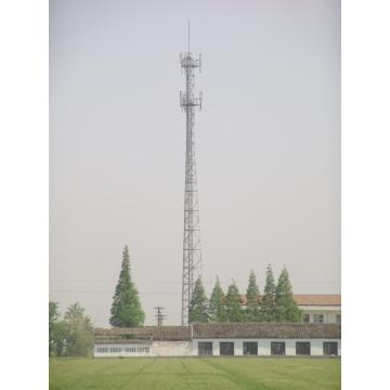 OEM manufacturer custom for Telecom Steel Mono Tower Telecom Steel Pole supply to Ghana Supplier