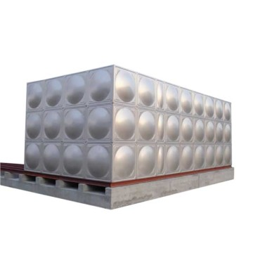 Tangki Air Stainless Steel Panel Modular