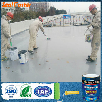 New Fashion Design for Waterproof Paint For Basement Waterproof membrane for bridge decks-Seamless film supply to Portugal Suppliers