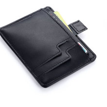 Private Label Envelope Slim Card Wallet for Men