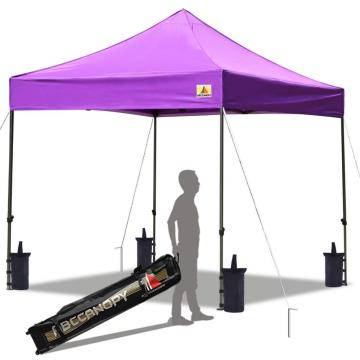 custom 10x10 event folding a tent canopy