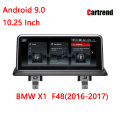 Pantalla do panel de control BMW X1 F48 10.25