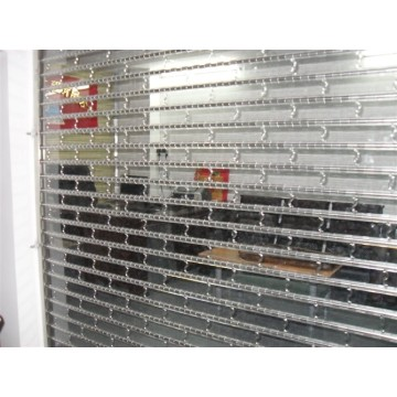 Crystal Transparent Roller Shutter Door