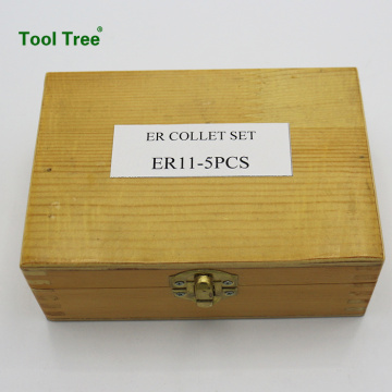 ER Collet Mengatur Set Collet Musim Semi ER40