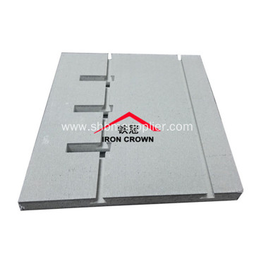 Damproof Heat-resistant Sound-insulation 12mm MgO Board