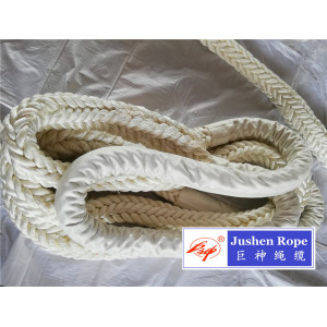 OEM Factory for for Nylon Double Braided Rope 12-Strand Polyamide Nylon Superline Mooring Rope supply to Thailand Importers