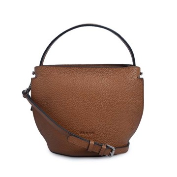 2019 Hot Sale Ladies Real Leather Bucket Bags
