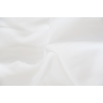 100% Polyester Alo Vera Treatment White Fabircs