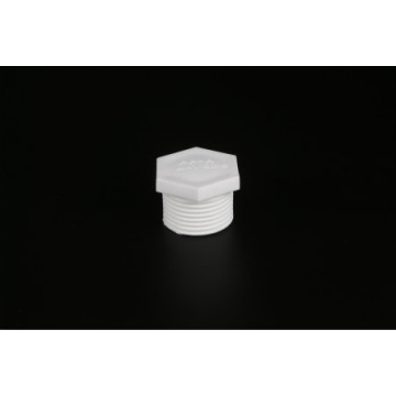 PPR  Male Thread End Cap Plugs