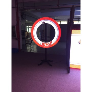 Indoor Led Display Banner for Advertising Use