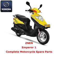 Cheapest Factory for Znen Scooter CDI ZNEN Emperor 1 Complete Scooter Spare Part supply to Poland Supplier