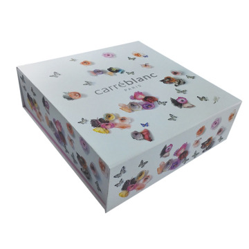 Beautiful Customized Cardboard Folding Gift Paper Box