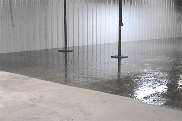Slip Resistant Epoxy Floor Paint