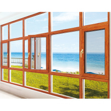 High Quality Industrial Factory for Aluminum Frame Casement Windows single hung aluminum window supply to Armenia Manufacturer