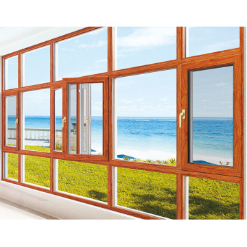 single hung aluminum window