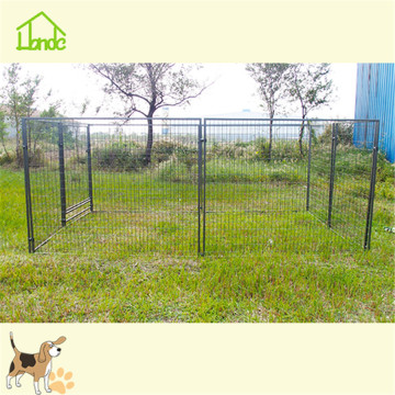 Large pet dog run kennel with low prices