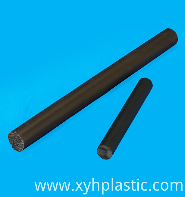 High Hardness Round Bar Grey PVC Rod