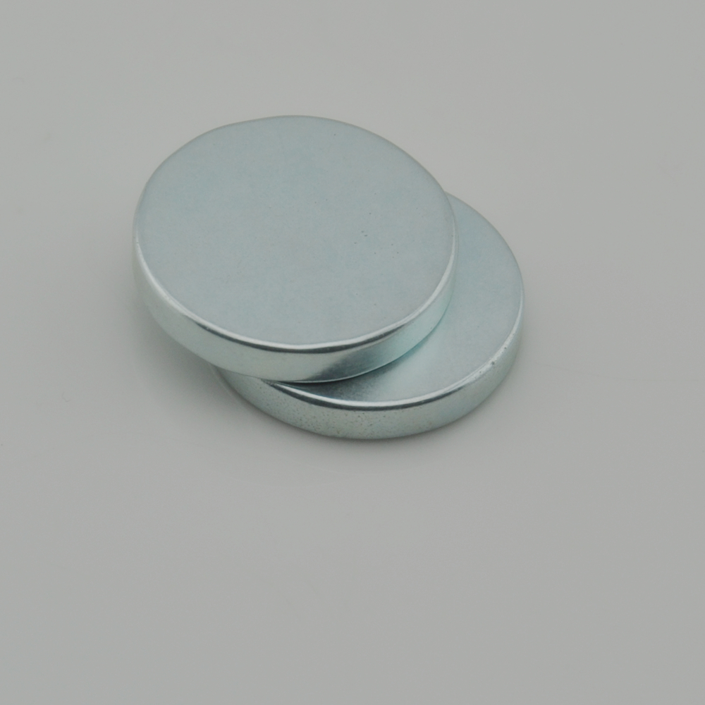 Rare earth disc magnet