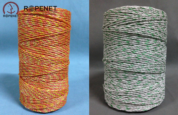PE poly wire