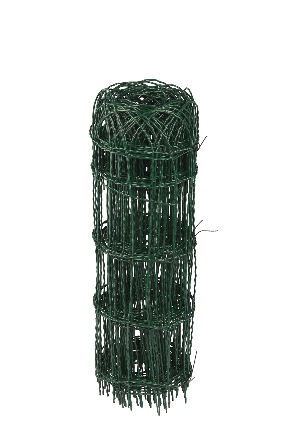 Plastic Coated Galvanized Wire Garden  Mesh