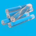 Transparent Pure PMMA acrylic plastic rod