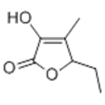 3-Hydroxy-4-methyl-5-ethyl-2(5H)furanone CAS 698-10-2