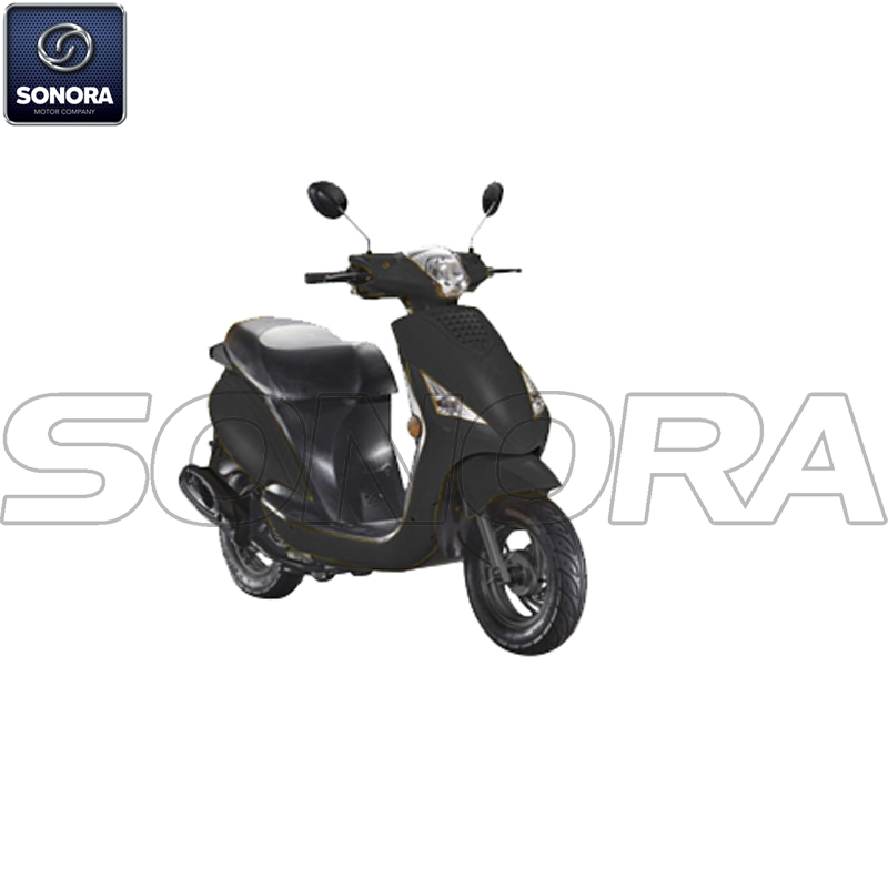 Benzhou YY50QT -18 Body Kit Complete Scooter Engine Parts Original Spare Parts