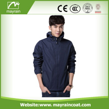 Fashion New Style Casual PVC Outdoor Jacket