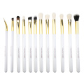 12PC Professional Makeup Eye Brush Set