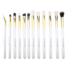 12PC Professionelles Make-up Augenbürstenset