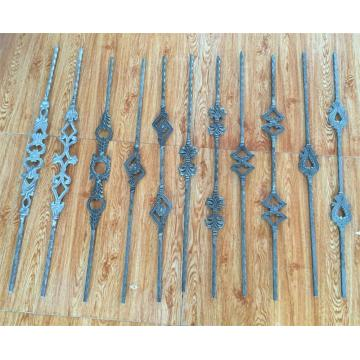 Wrought Iron Ornaments for Fences Stairs
