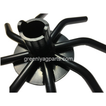 589-258H Agricultural Tillage Spider Wheel for Great Plains