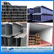 Customized for China H Shape Steel, H Type Steel, Structure H Beam supplier Q235 H Iron Beams Prices Steel supply to Paraguay Importers