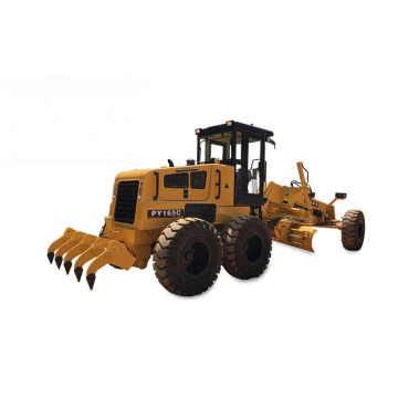 PY165C Hydrodynamic Self-propelled Motor Grader