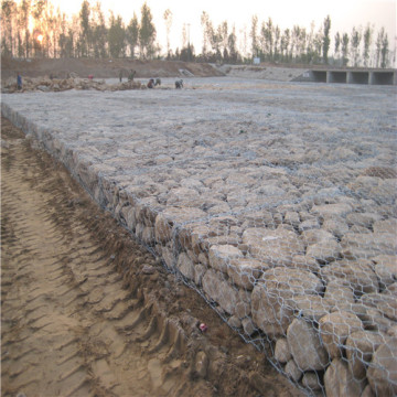 Gabion Wire Mesh Stone Cages